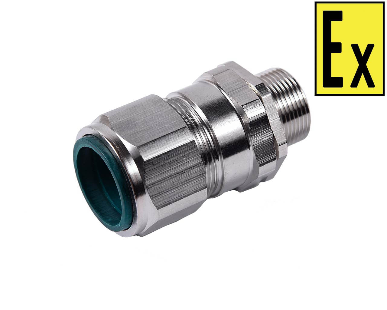 CABLE GLANDS  FOR ARMORED CABLE
